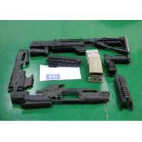 Quality Multi / Single cavity Plastic Injection Molding Parts High precision Gun Covers wholesale