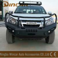 Quality Steel Material 4X4 Off-Road Accessories The Whole Set Front Bumper For D-Max wholesale