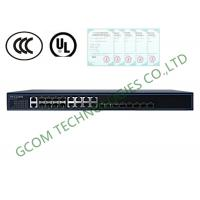 Flex Link IEEE 802.3ah EPON FTTx OLT Pizzabox 32Gbps Switching Capacity EL5600-08P