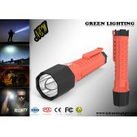 China Cree LED 10w Explosion Proof Torch 20000 Lux High Beam 1300 Luminous on sale