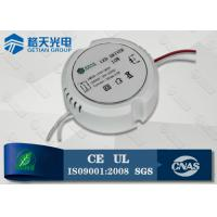 Quality Energy Saving 10W Constant Current LED Driver 350mA - 200mA High Efficiency wholesale
