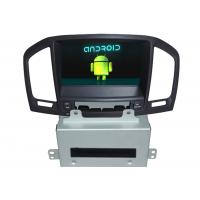 Quality Android 6.0 Central Multimidia GPS Chevrolet Vectra Opel Insignia Vauxhall Insignia wholesale
