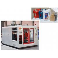 Quality Hydraulic Driven HDPE Blow Molding Machine With Accurate Electrical Control System wholesale