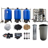 Quality Powerful 5T/H Salt Free Agriculture Water Softener System 5000LPH Automatic wholesale