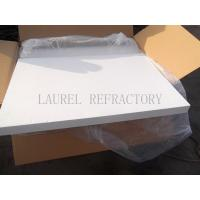 Cheap Low Thermal Conductivity Insulation Ceramic Fiber Board Lowes Fire Proof Insulation for sale