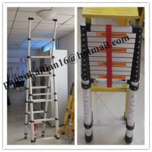 Quality Straight Aluminium ladder&Step ladder,Aluminium Alloy ladder wholesale