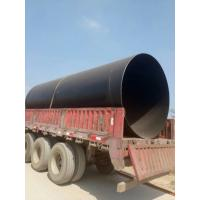Quality TU 14-156-78-2008 Nickel Alloy Pipe 530-1420mm Diameter For Trunk Gas Pipeline wholesale