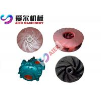 Quality Centrifugal Slurry Pump Wear Resistant Interchangable With  Pump And Parts wholesale