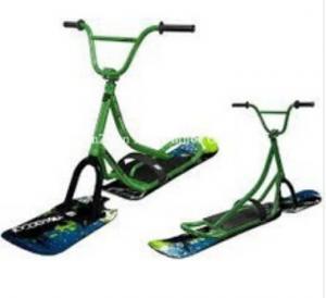 Buy cheap New Adult Aluminum Snowscooter Snowbike product