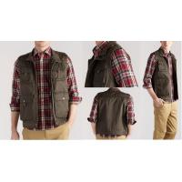 Buy cheap Fshion  Multi Pocket Vest for mens from wholesalers