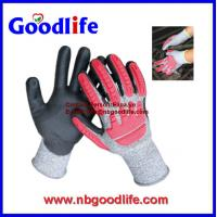China Cut Resistant Impact Gloves/TPR Cut Resistant Gloves on sale