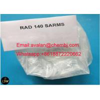 Quality CAS 1182367-47-0  99% Purity White Oral SAM Weight Loss Powder RAD-140 Testolone for Muscle Building wholesale