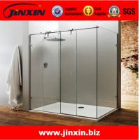 Quality JIXNIN stainless steel shower curtain systems screen doors wholesale