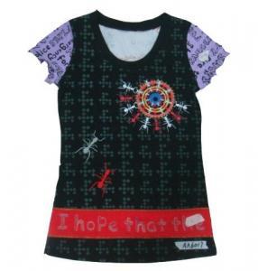Quality Newest Ladies T-Shirt (SGT-17) wholesale