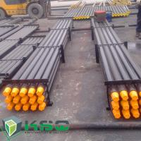 Quality Forging API Drill Pipe With 4 Wrench Flat on Both Connection , 3000mm Length wholesale