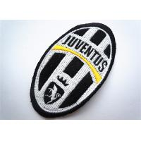 Quality Durable Cotton Custom Clothing Patches Embossed For Bags Decoration wholesale