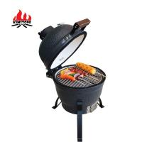 China Home & Garden Kamado Charcoal Grill Smokelss Flame Safety Device on sale
