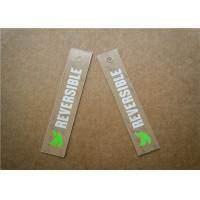 Quality Durable Personalized Knitting Labels , Custom Printed Fabric Labels wholesale
