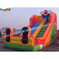 Custom Outdoor Commercial Inflatable Moon Bounce slide for Adults, Kids Playing