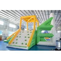 Buy cheap 10mL * 9mW * 5.8mH Inflatable Water Sport Inflatable Floating Water Tower For from wholesalers