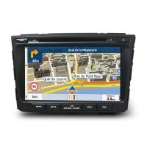Quality Ix25 creta 2013 car HYUNDAI DVD Player in dash gps navigation electronics stereo systems wholesale
