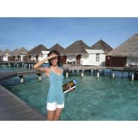 Quality Waterproof Romantic Bungalow For Mobile Villa , Bora Bora Overwater Bungalow wholesale