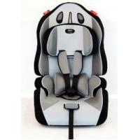 Quality 2 In 1 HDPE / Knitted Fabric Safety Car Seats For Children Of 3 To 12 Years Old wholesale