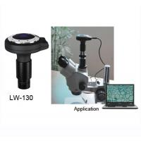 Quality LW-130 chinese 1.3M pixel high resolution microscope digital camera electronic eyepiece wholesale