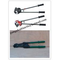 Quality often sale Cable cutter with ratchet system,Cable scissors good in China wholesale