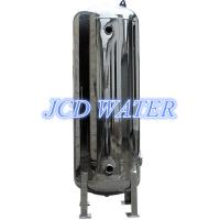 Quality Stainless Steel Multimedia High Pressure Filter Housing For Pre-Treatment wholesale