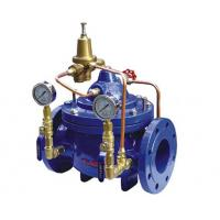 Quality Diaphragm Type Hydraulic Control Valves , Automatic Main Emergency Water Shut Off Valve wholesale