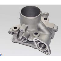 China Customized Zinc Alloy Aluminum Die Casting , CNC Machined Metal Parts on sale