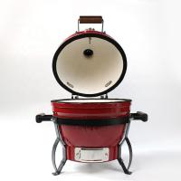 Quality Stainless Steel Kamado Ceramic Charcoal Bbq Grill Easily Assembled wholesale