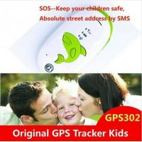 Quality GPS302 Kids Child Elderly Safety Mini GPS SMS Tracker W/ SOS Button & 2-Way Communication wholesale