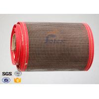 Quality Customize Odorless PTFE Coated Fiberglass Fabric with Double Filling Yarn wholesale