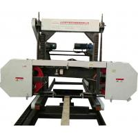 Buy cheap Band Saw Machine for Wood Cutting,Portable Horizontal Saw Mill,Wood Working Machine from wholesalers