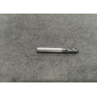 China 1-20mm Tungsten Carbide End Mill Cutting Tools , Solid Carbide End Mill on sale