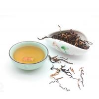 China Fermented Processing Loose Black Tea , Smooth And Delicate Yunnan Black Tea on sale