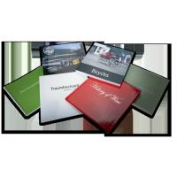 Quality folded art Professional paper business full color booklet printing wholesale
