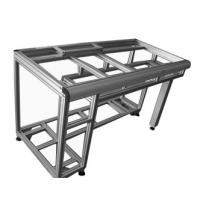 Quality Shelves accessories t - slot table Industrial Aluminum Profiles with 20*20 anodized aluminum profiles wholesale