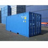 Quality ISO Certified 40ft Lng Storage Tank HC Shipping Container Optional Color wholesale