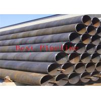 Quality P355 P460 Black  ERW Welding Pipe  UOE Bared With Alloy Fine Grain Steel wholesale