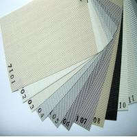 Quality Sunscreen Roller Blinds is  kind of one way window treatments wholesale