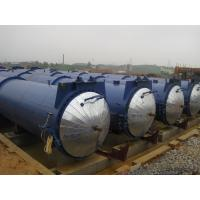 Quality Large Scale Steam Brick / AAC Concrete Autoclave Φ2.68 × 38m / Pressure Vessel Autoclave AAC autoclave wholesale