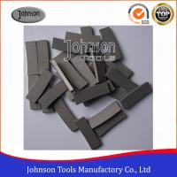 Fast Cutting OD400mm Segmented Bond Tool With Iron / Copper Material