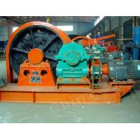 Buy cheap JZ-10/600 metal mine shaft sinking winch with steel wire rope from wholesalers