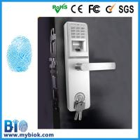 Quality Keypad Biometric Fingerprint Door Lock Bio-LA801 wholesale