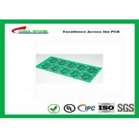 Quality CEM-1 Material Single Sided PCB Panel  No X-out Allowed Lead free HASL PCB wholesale