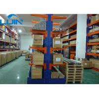 China Powder Coating Cantilever Racking SystemsFor Long Material Speedy Towing Picking on sale