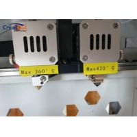 China Fused Deposition Modeling Carbon Fiber 3d Printer 1500W With 4.3 Touch Screen on sale